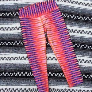 PrAna Roxanne Capri Leggings XS Made in USA